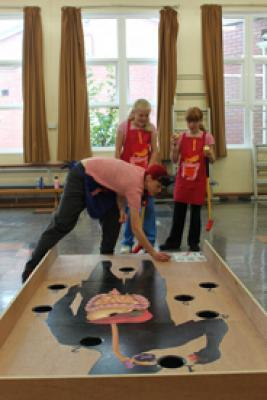 Family Learning Olympic Athlete 2